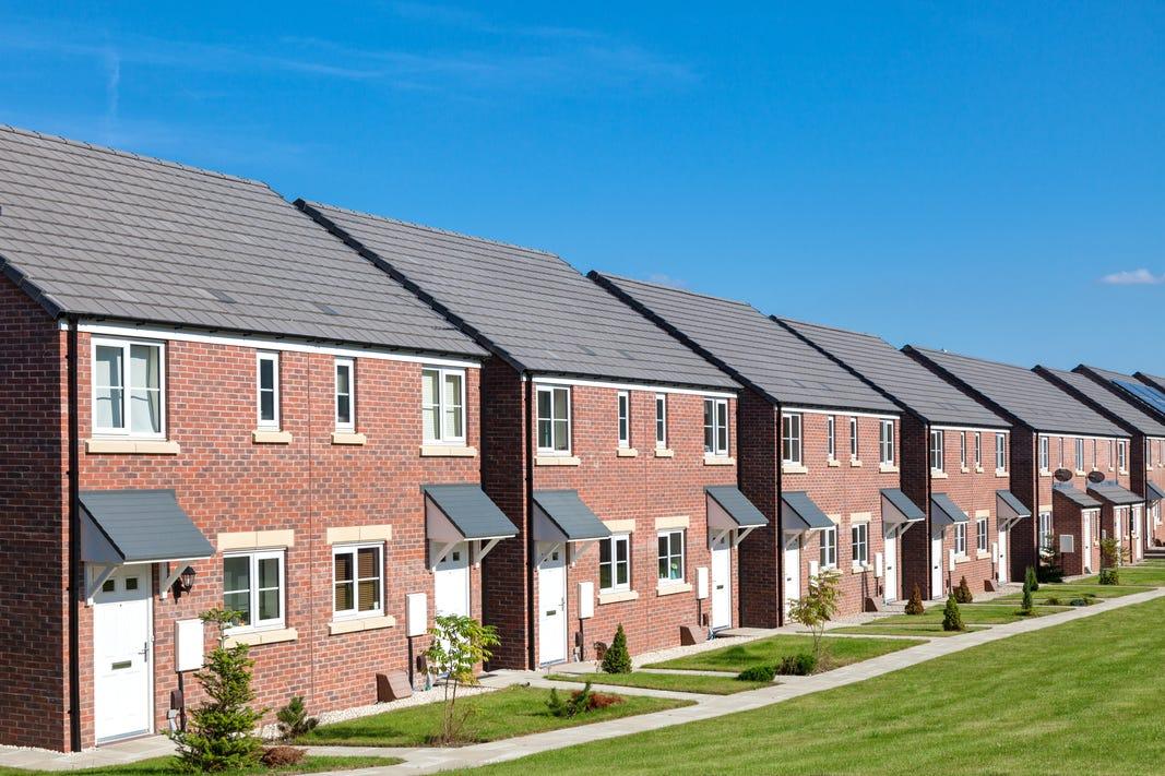 Row of Housing