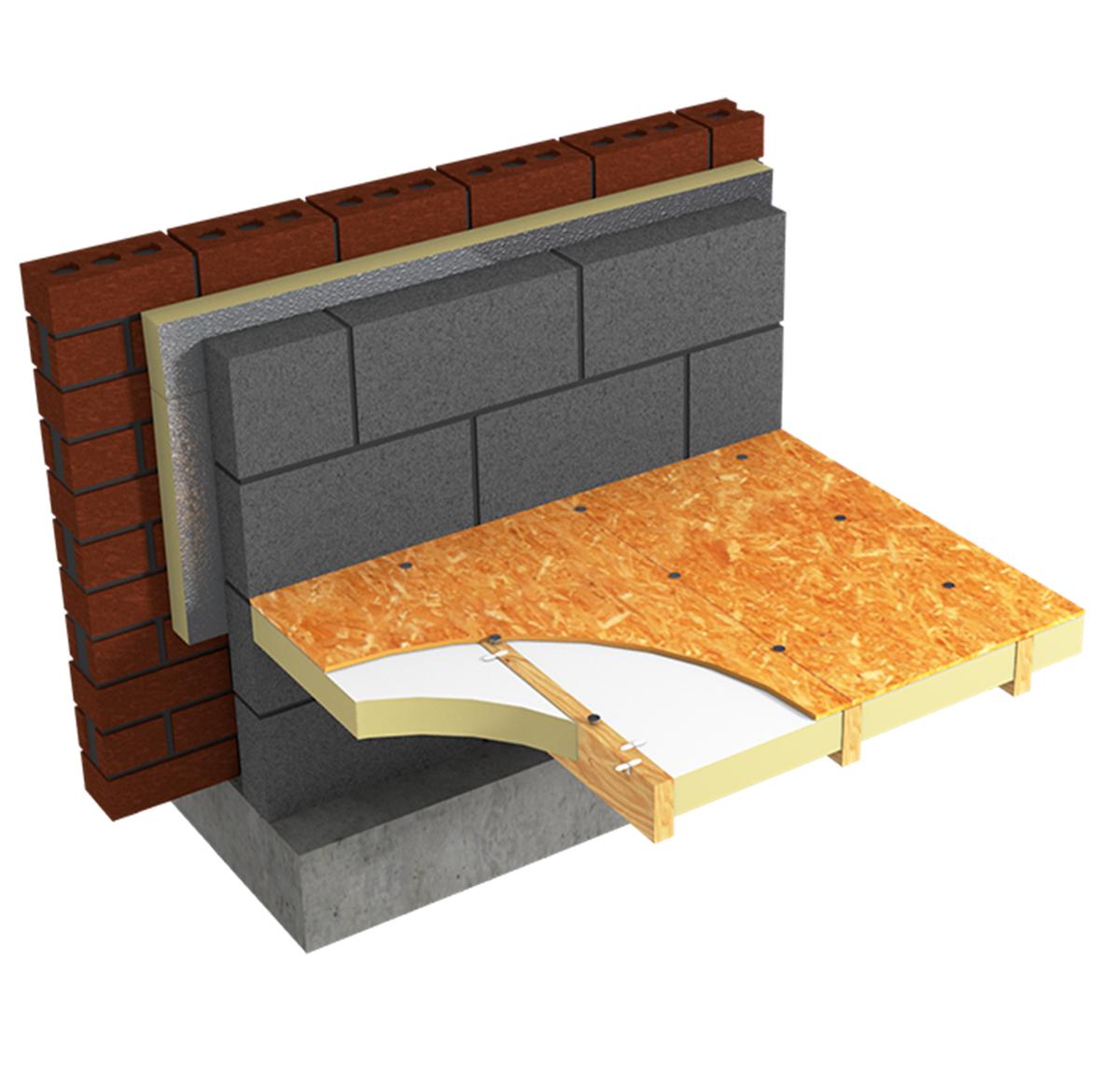 Suspended Floor Insulation Insulation Express