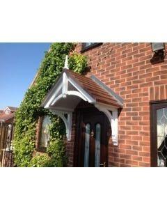 Beverley GRP Door Canopy