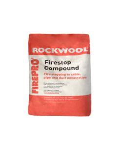 Rockwool Firestop Compound