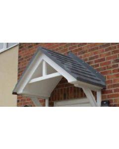 Redcar GRP Door Canopy