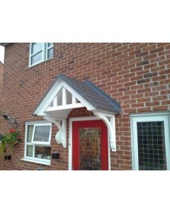 Sedgefield GRP Door Canopy