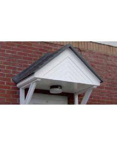 Windsor GRP Door Canopy